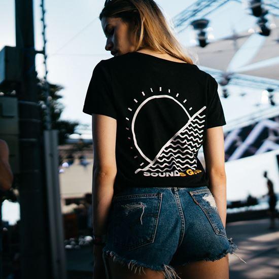 Picture of BALATON SOUND // Lady Sounds Good t-shirt
