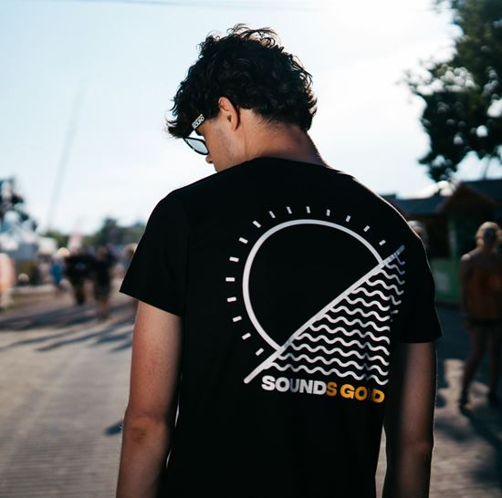 Picture of BALATON SOUND // Men Sounds Good t-shirt