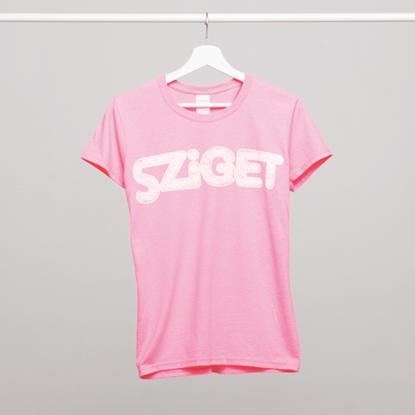 SZIGET // Női Satír Póló termékhez kapcsolódó kép