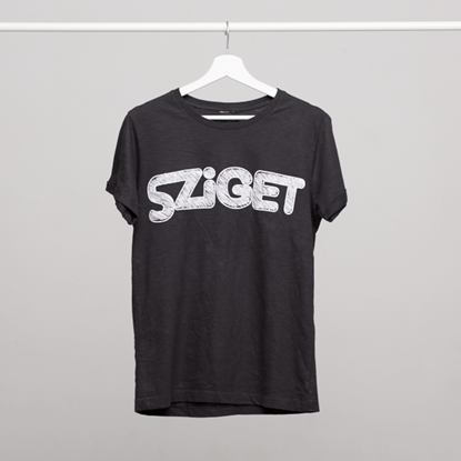 Picture of SZIGET // Men Drawn t-shirt
