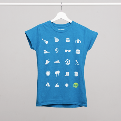 Picture of SZIGET // Man Picto t-shirt
