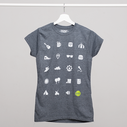 Picture of SZIGET // Men Picto t-shirt
