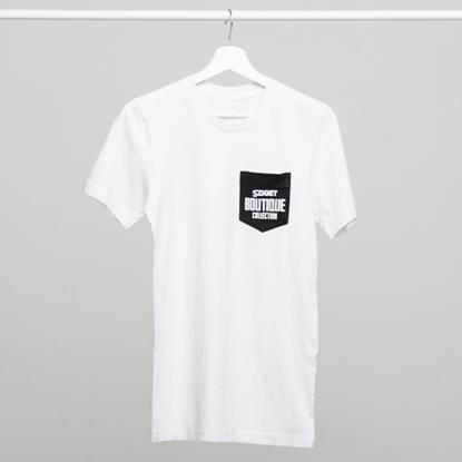 Picture of SZIGET // Men Boutique pocket t-shirt