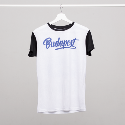 Picture of SZIGET // Men Baseball t-shirt