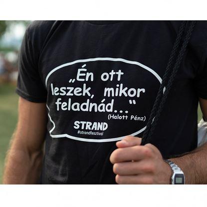 STRAND // Férfi Halott Pénz Póló termékhez kapcsolódó kép
