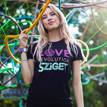 Picture of SZIGEt // Lady Colorful t-shirt