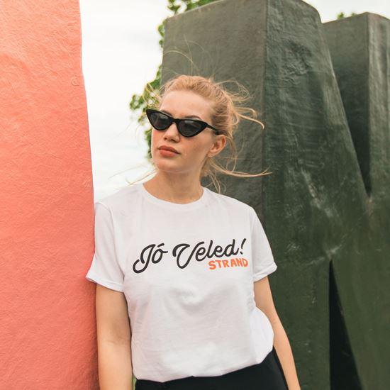 STRAND // Női 'Jó veled' Póló termékhez kapcsolódó kép