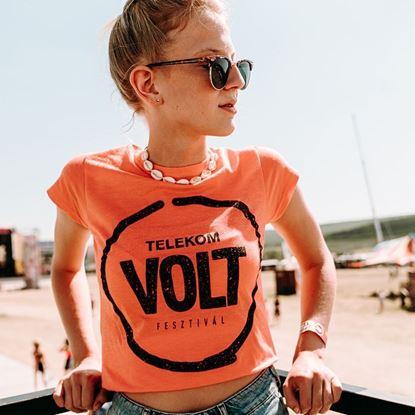 VOLT // Női Fesztiválpóló termékhez kapcsolódó kép
