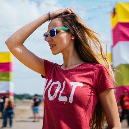 Picture of VOLT // Lady Flow t-shirt