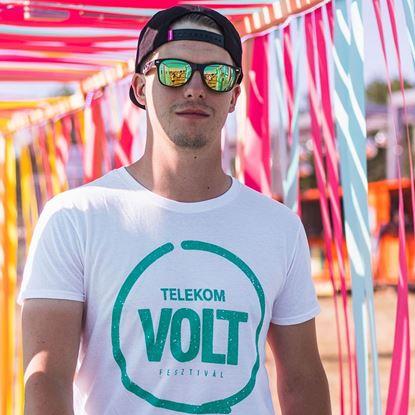 VOLT // Férfi Fesztiválpóló termékhez kapcsolódó kép