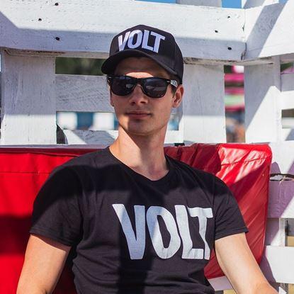 Picture of VOLT // Man VOLT t-shirt
