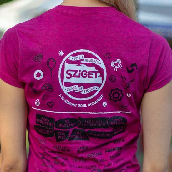 SZIGET // Női fesztiválpóló termékhez kapcsolódó kép