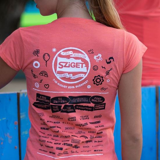 Picture of SZIGET // Lady Festival t-shirt