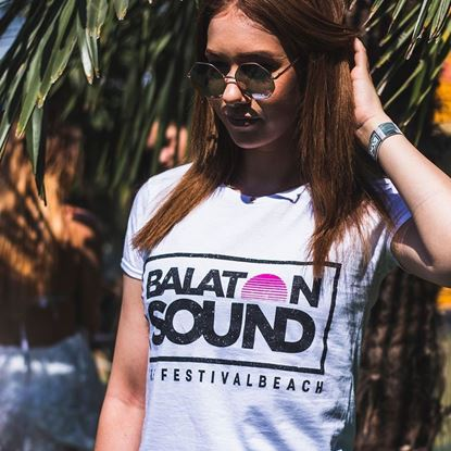 Picture of BALATON SOUND // Lady Festival t-shirt
