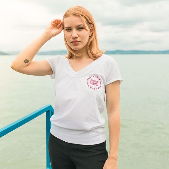BALATON SOUND // Női Nyilas Póló termékhez kapcsolódó kép
