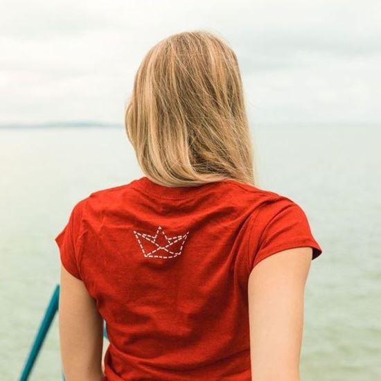 BALATON SOUND // Női Szaggatott Póló termékhez kapcsolódó kép