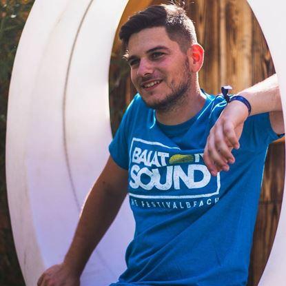 BALATON SOUND // Férfi Fesztiválpóló termékhez kapcsolódó kép