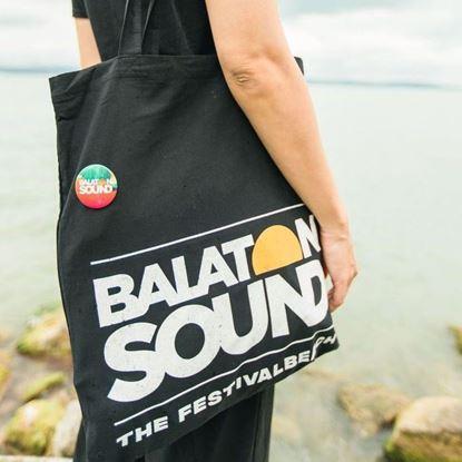 BALATON SOUND // Vászontáska termékhez kapcsolódó kép