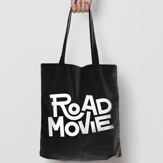 ROAD MOVIE dupla bakelit  #1 ajándék vászontáskával termékhez kapcsolódó kép
