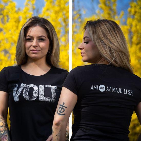 Picture of VOLT // Lady 'Ami VOLT az majd lesz' t-shirt