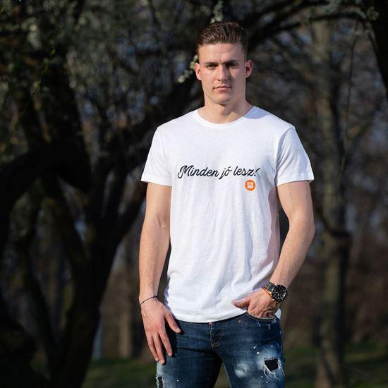 STRAND // Férfi 'Minden jó lesz!' póló termékhez kapcsolódó kép