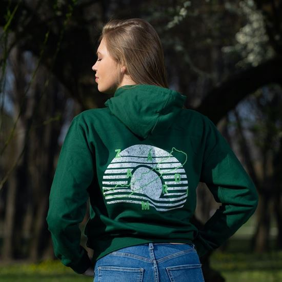 Picture of BALATON SOUND // UNISEX 'Music SOUNDs better with you...' Hoodie