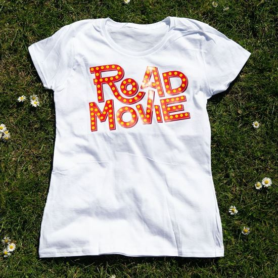 Picture of ROAD MOVIE // Lady t-shirt