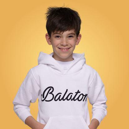 BEST OF BALATON - GYEREK  KAPUCNIS PULCSI - UNISEX termékhez kapcsolódó kép